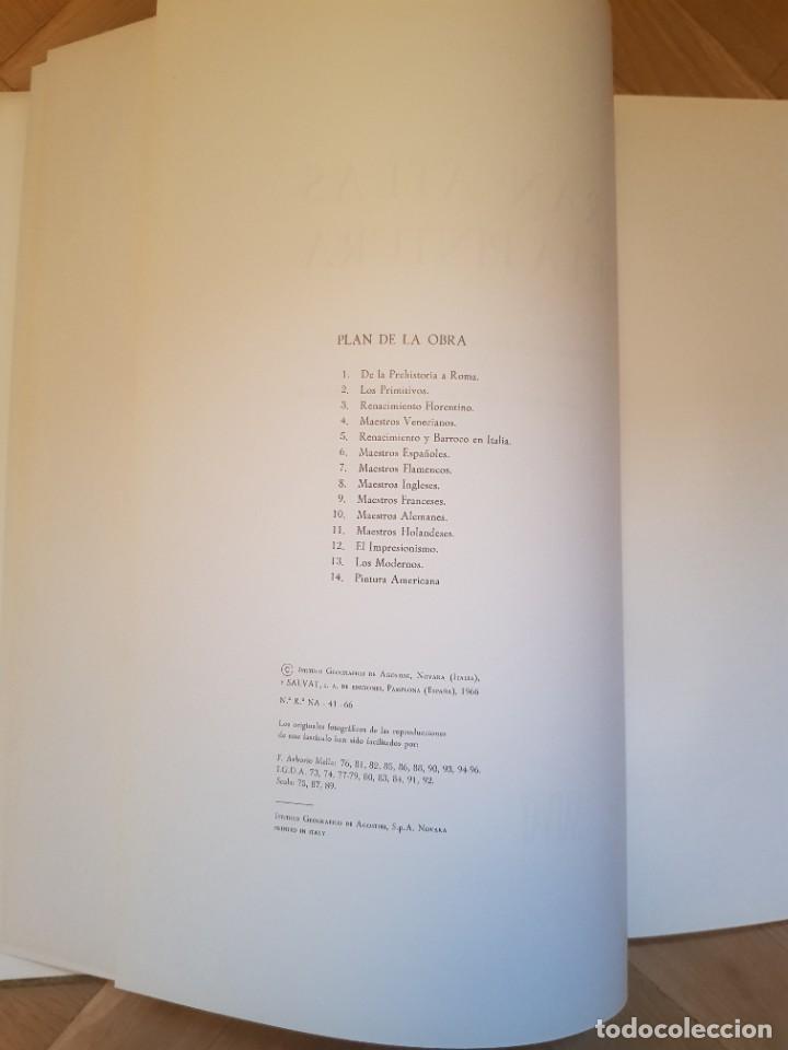 Libros: Gran Atlas de la Pintura Maestros Franceses Carlo Volpe - Foto 4 - 224720458