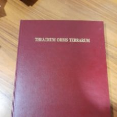 Livros: THEATRUM ORBIS TERRARUM, GVILIEMI Y IOANNIS BLAEV, AMSTERDAM 1640, MURCIA 1993. Lote 225055255