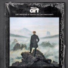 Libri: FRIEDRICK Y LA SOLEDAD MONOGRÁFICO ED EL PAÍS 2020 COLECCIÓN THIS IS ART LIBRO DVD + PLASTIFICADO. Lote 225128245