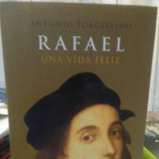 Libri: ANTONIO FORCELLINO RAFAEL.(1483-1520).ALIANZA. Lote 225863400