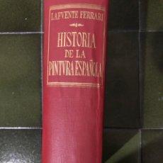 Libros: HISTORIA DE LA PINTURA ESPAÑOLA. Lote 227102130