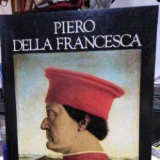 Libros: PIERO DELLA FRANCESCA-ALESSANDRO ANGELINI-EDITA ESCALA-EN ITALIANO,ILUSTRADO PROFUSAMENTE. Lote 227857880