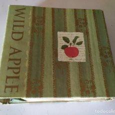 Libros: WILD APPLE AUTUMN 1998. Lote 228489950
