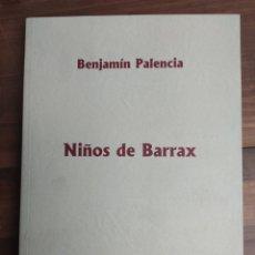 Libros: BENJAMÍN PALENCIA. Lote 230172235