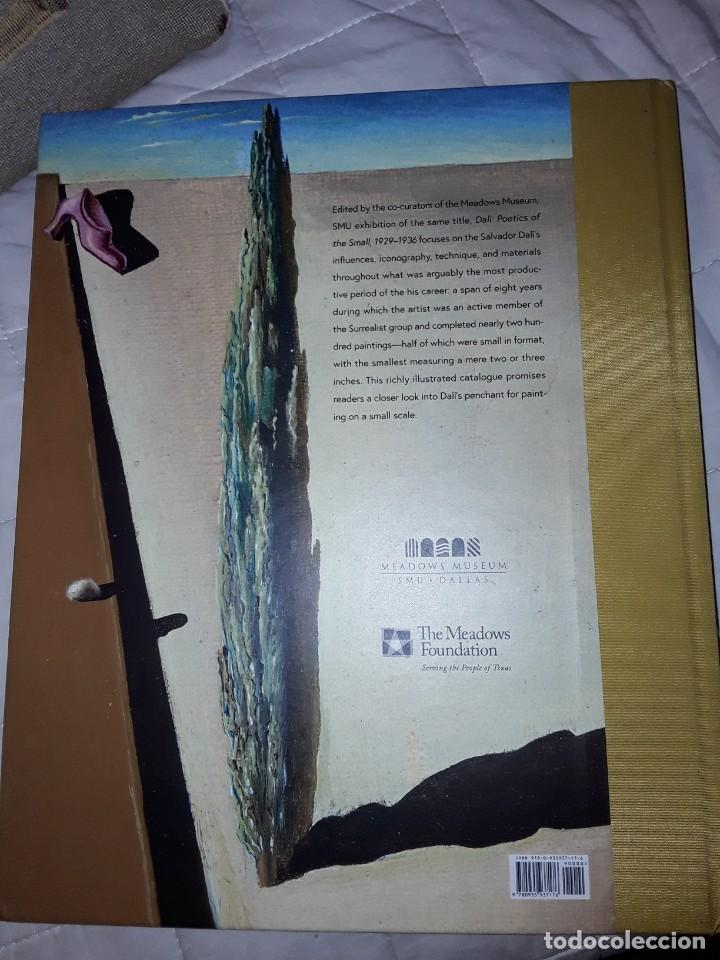 Libros: DALÍ. POETICS OF THE SMALL.1929-1936 - Foto 2 - 231713370