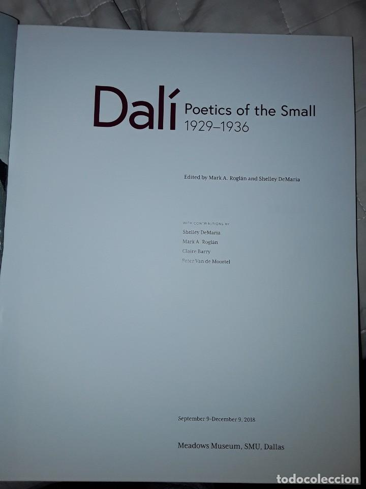 Libros: DALÍ. POETICS OF THE SMALL.1929-1936 - Foto 3 - 231713370