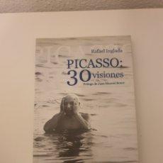 Libros: LIBRO PICASSO 30 VISIONES. Lote 234679655