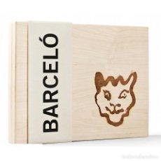 Libros: MIQUEL BARCELÓ - CAHIER DE FÉLINS - ARTIKA 2011. Lote 234680725
