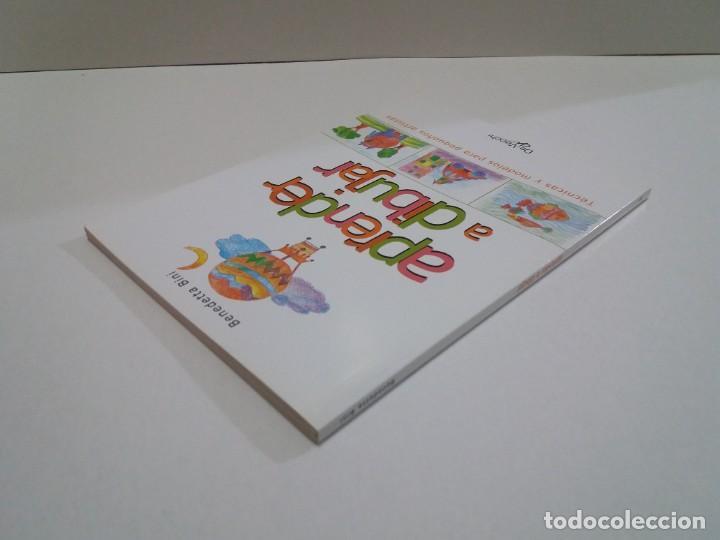 Libros: ENCANTADOR LIBRO APRENDE A DIBUJAR TECNICAS Y MODELOS PARA PEQUEÑOS ARTISTAS - Foto 3 - 236061665