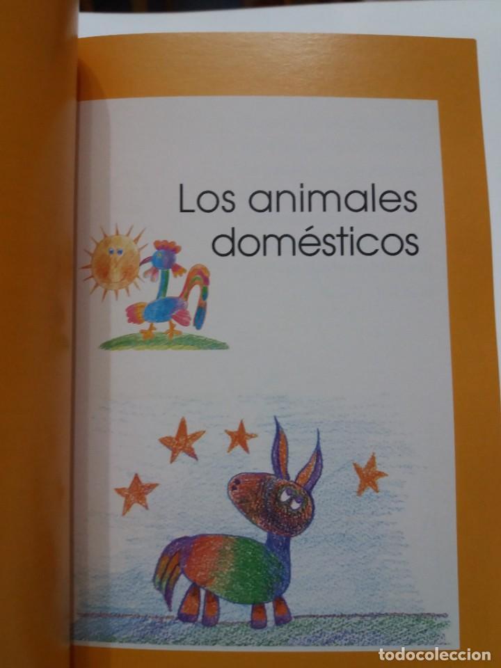 Libros: ENCANTADOR LIBRO APRENDE A DIBUJAR TECNICAS Y MODELOS PARA PEQUEÑOS ARTISTAS - Foto 5 - 236061665