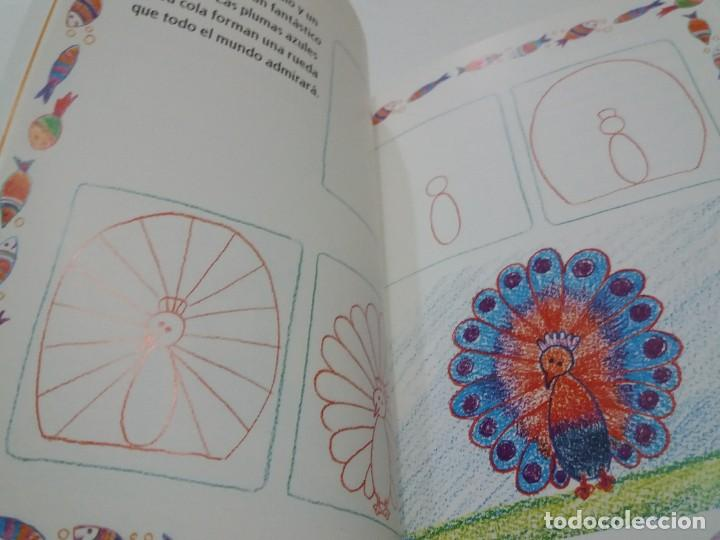 Libros: ENCANTADOR LIBRO APRENDE A DIBUJAR TECNICAS Y MODELOS PARA PEQUEÑOS ARTISTAS - Foto 12 - 236061665