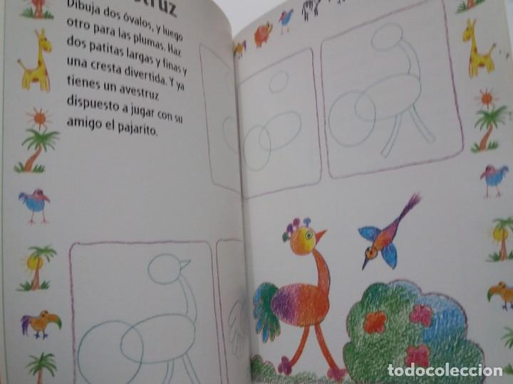 Libros: ENCANTADOR LIBRO APRENDE A DIBUJAR TECNICAS Y MODELOS PARA PEQUEÑOS ARTISTAS - Foto 17 - 236061665