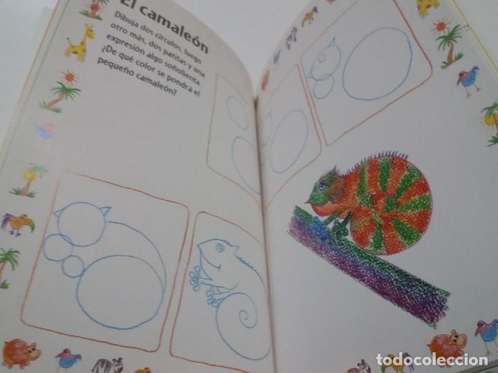 Libros: ENCANTADOR LIBRO APRENDE A DIBUJAR TECNICAS Y MODELOS PARA PEQUEÑOS ARTISTAS - Foto 18 - 236061665
