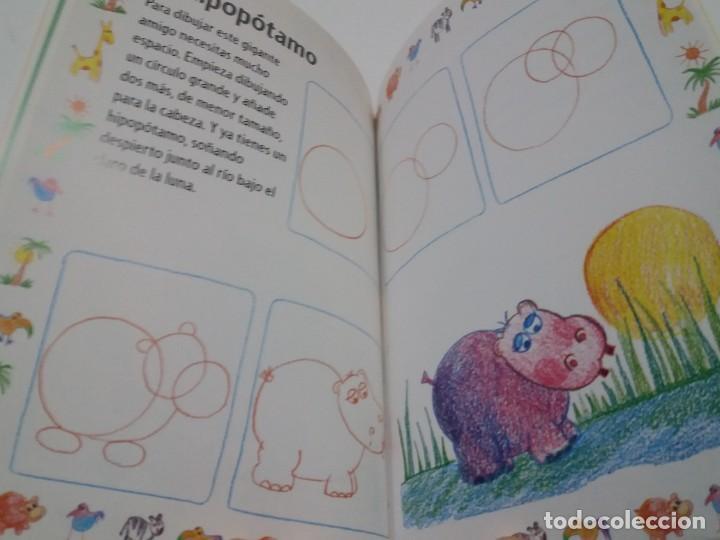 Libros: ENCANTADOR LIBRO APRENDE A DIBUJAR TECNICAS Y MODELOS PARA PEQUEÑOS ARTISTAS - Foto 21 - 236061665
