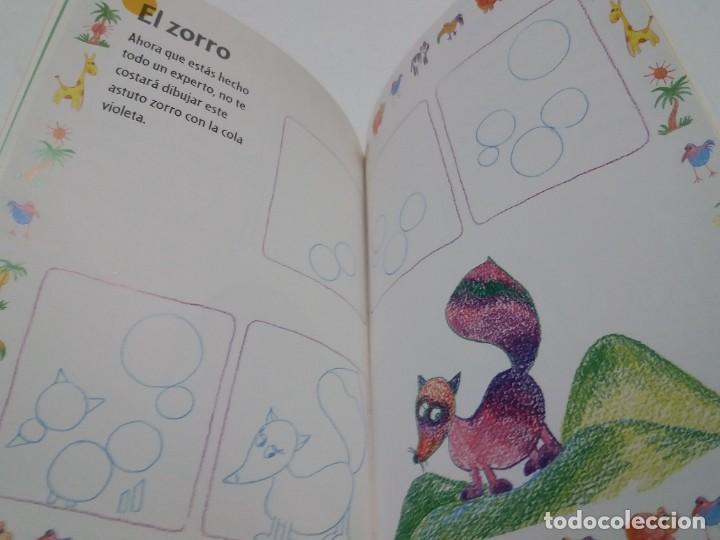 Libros: ENCANTADOR LIBRO APRENDE A DIBUJAR TECNICAS Y MODELOS PARA PEQUEÑOS ARTISTAS - Foto 23 - 236061665
