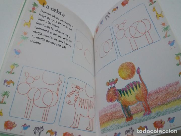 Libros: ENCANTADOR LIBRO APRENDE A DIBUJAR TECNICAS Y MODELOS PARA PEQUEÑOS ARTISTAS - Foto 24 - 236061665