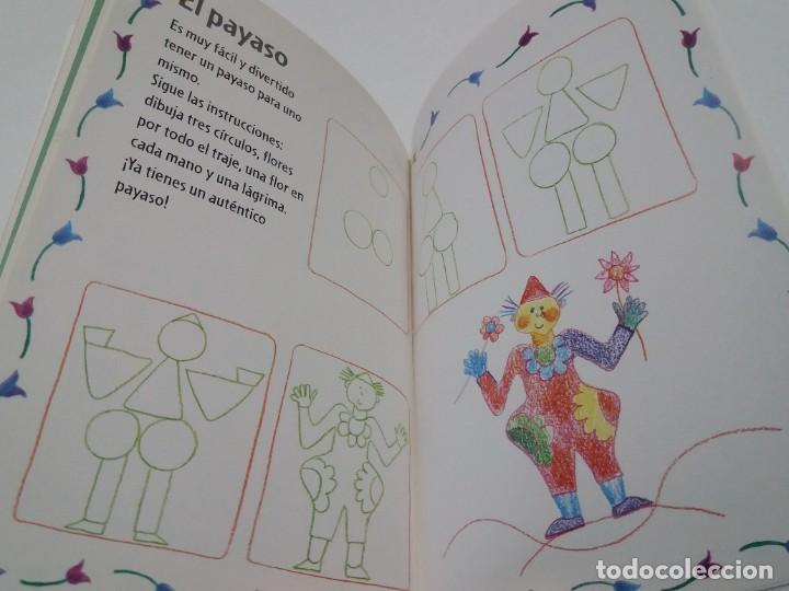 Libros: ENCANTADOR LIBRO APRENDE A DIBUJAR TECNICAS Y MODELOS PARA PEQUEÑOS ARTISTAS - Foto 27 - 236061665