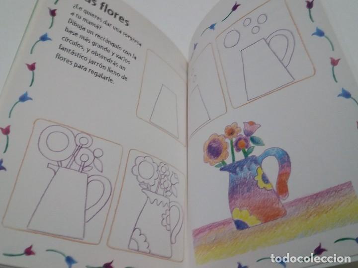 Libros: ENCANTADOR LIBRO APRENDE A DIBUJAR TECNICAS Y MODELOS PARA PEQUEÑOS ARTISTAS - Foto 29 - 236061665