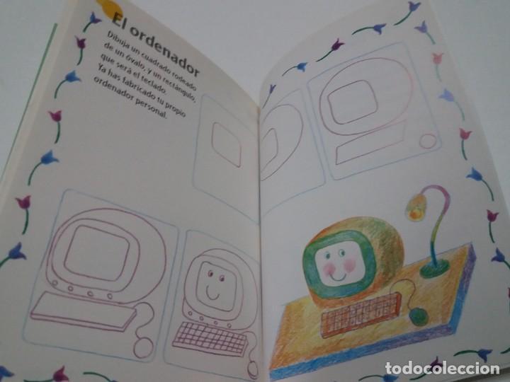 Libros: ENCANTADOR LIBRO APRENDE A DIBUJAR TECNICAS Y MODELOS PARA PEQUEÑOS ARTISTAS - Foto 32 - 236061665