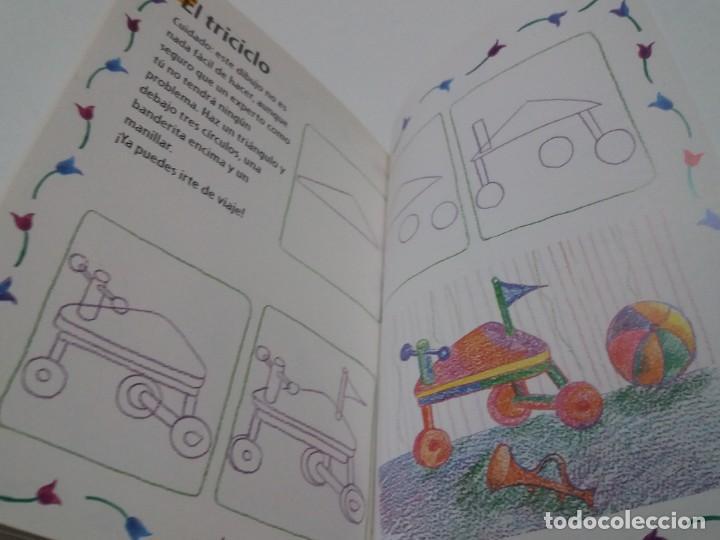 Libros: ENCANTADOR LIBRO APRENDE A DIBUJAR TECNICAS Y MODELOS PARA PEQUEÑOS ARTISTAS - Foto 33 - 236061665