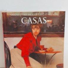 Libros: CASAS / GRANS GENIS DE L'ART A CATALUNYA / 2 / LIBRO PRECINTADO... Lote 236541525