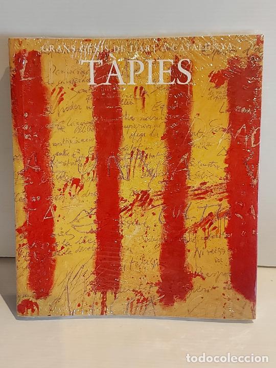 TÀPIES / GRANS GENIS DE L'ART A CATALUNYA / 4 / LIBRO PRECINTADO.. (Libros Nuevos - Bellas Artes, ocio y coleccionismo - Pintura)