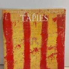 Libros: TÀPIES / GRANS GENIS DE L'ART A CATALUNYA / 4 / LIBRO PRECINTADO... Lote 236542290