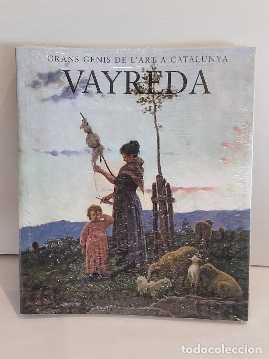 VAYREDA / GRANS GENIS DE LART A CATALUNYA / 9 / LIBRO PRECINTADO.. (Libros Nuevos - Bellas Artes, ocio y coleccionismo - Pintura)