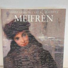 Libros: MEIFRÈN / GRANS GENIS DE L'ART A CATALUNYA / 10 / LIBRO PRECINTADO.. Lote 236543740