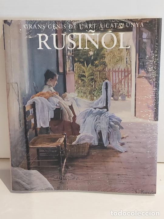 RUSIÑOL / GRANS GENIS DE LART A CATALUNYA / 11 / LIBRO PRECINTADO. (Libros Nuevos - Bellas Artes, ocio y coleccionismo - Pintura)