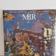 Libros: MIR / GRANS GENIS DE L'ART A CATALUNYA / 13 / LIBRO PRECINTADO.. Lote 236544260