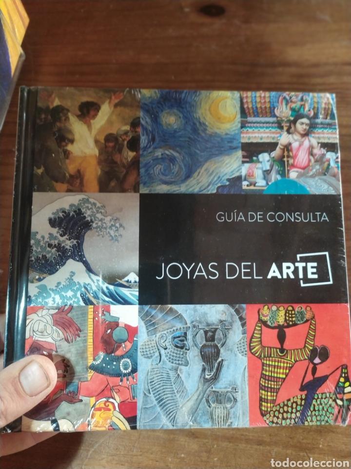 Libros: Ocasión, nuevo Joyas del Arte, con expositor cubo de madera original, nuevo sin estrenar y completo - Foto 5 - 236718730