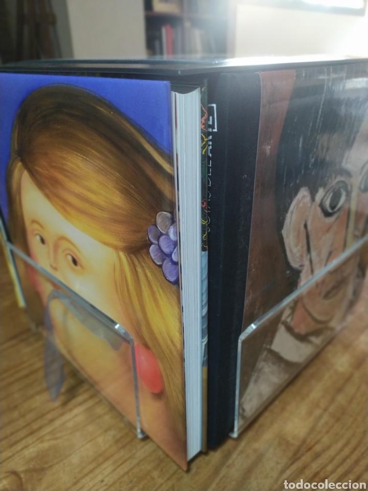 Libros: Ocasión, nuevo Joyas del Arte, con expositor cubo de madera original, nuevo sin estrenar y completo - Foto 2 - 236718730