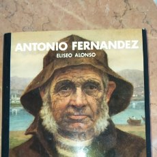 Livros: LIBRO, ANTONIO FERNÁNDEZ, ELISEO ALONSO.. Lote 236741005