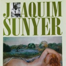 Libros: JOAQUIM SUNYER. Lote 236912380