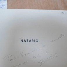 Libros: NAZARIO 1990-1997. Lote 237321540