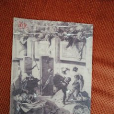 Libros: ARTE LA LIDIA COLECCIÓN DE DIBUJOS Nº 16 GRUPO EL MONTE. Lote 237341840