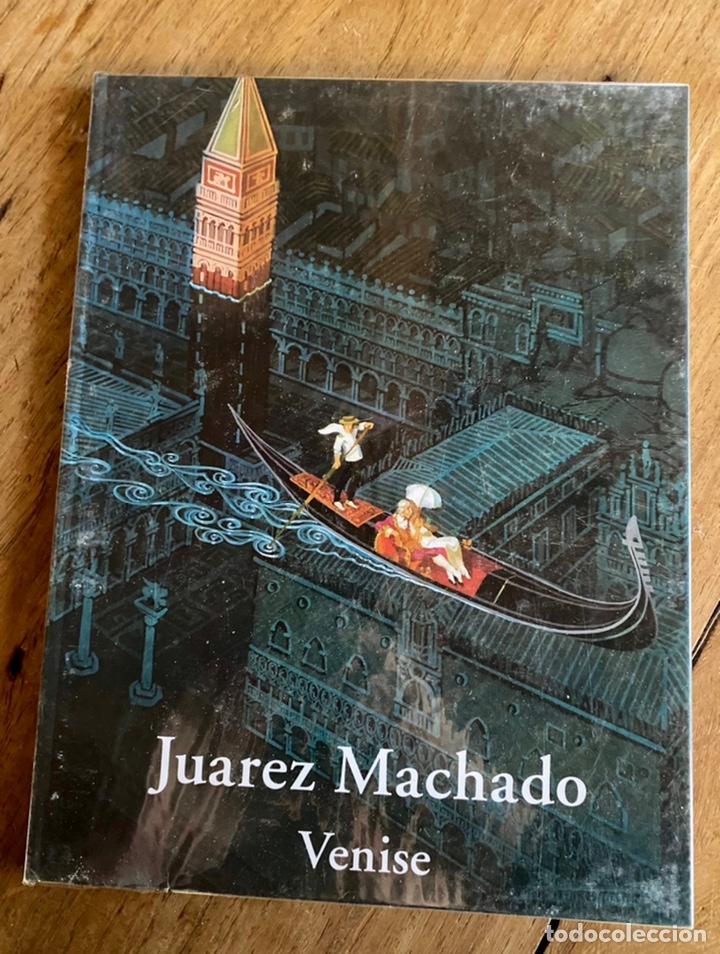 Libros: Lote 3 libros Juarez Machado/ Le Libertin, Venise, Croisières - Foto 2 - 238068125