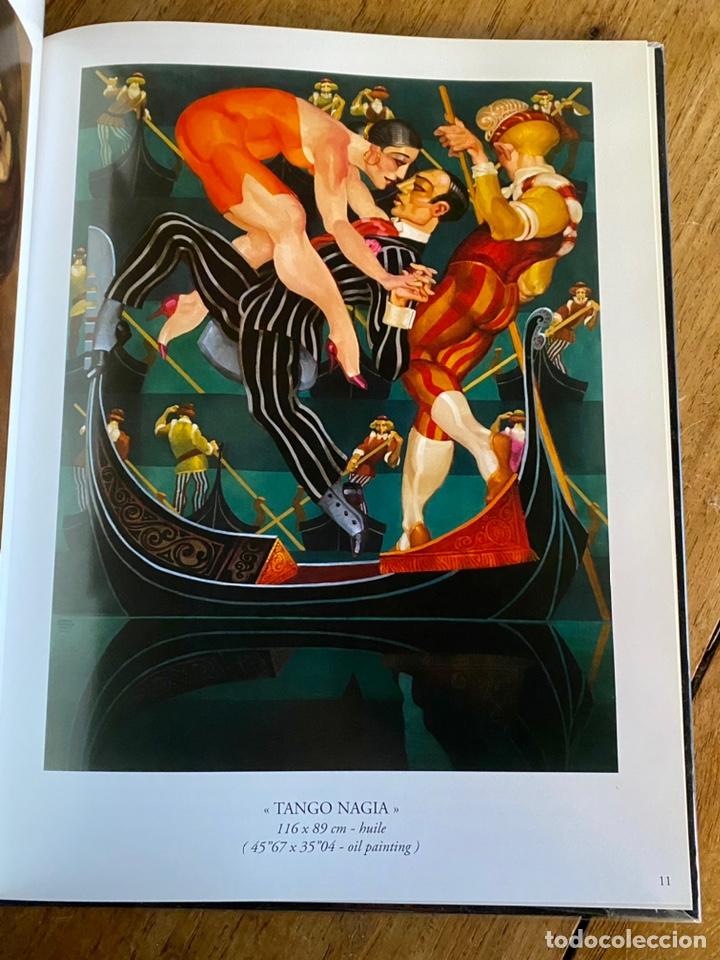 Libros: Lote 3 libros Juarez Machado/ Le Libertin, Venise, Croisières - Foto 5 - 238068125