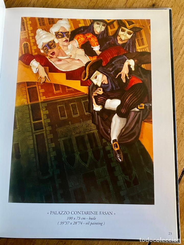 Libros: Lote 3 libros Juarez Machado/ Le Libertin, Venise, Croisières - Foto 6 - 238068125