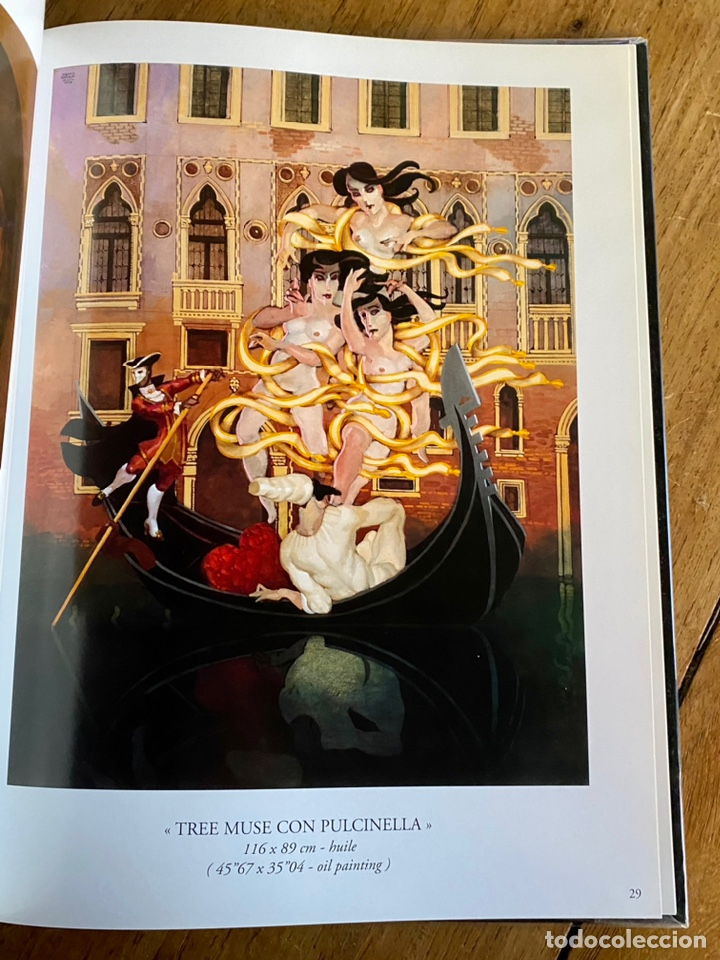 Libros: Lote 3 libros Juarez Machado/ Le Libertin, Venise, Croisières - Foto 7 - 238068125