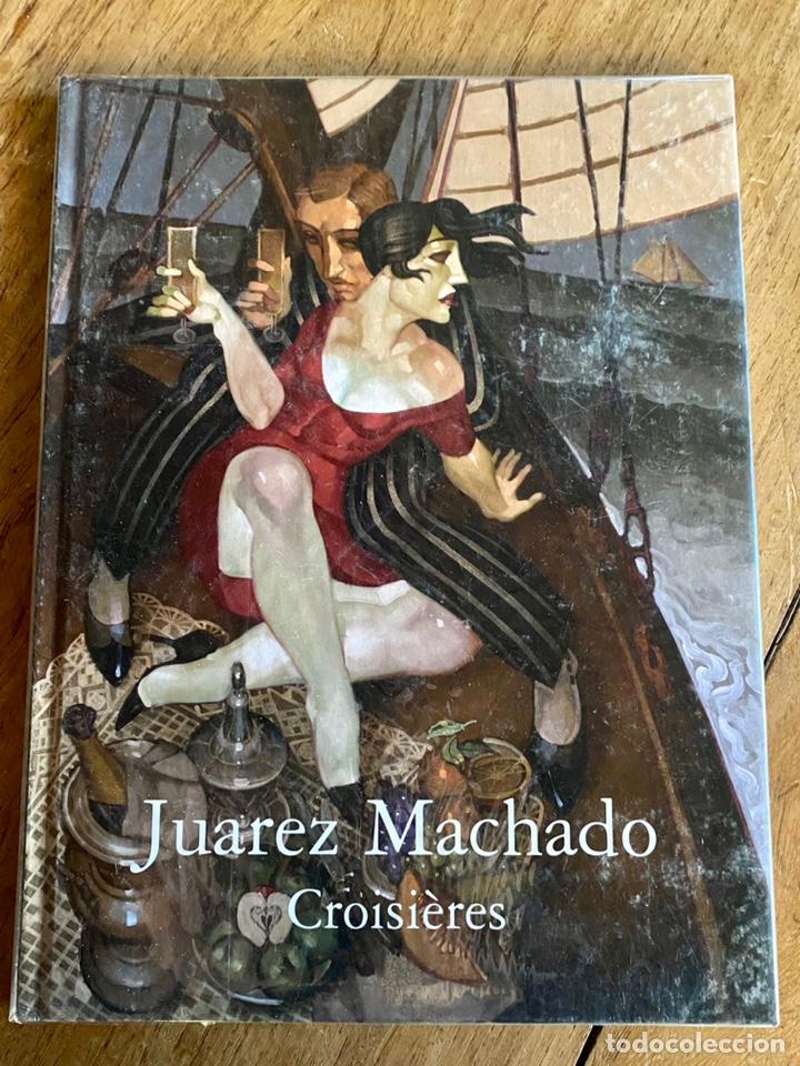 Libros: Lote 3 libros Juarez Machado/ Le Libertin, Venise, Croisières - Foto 9 - 238068125