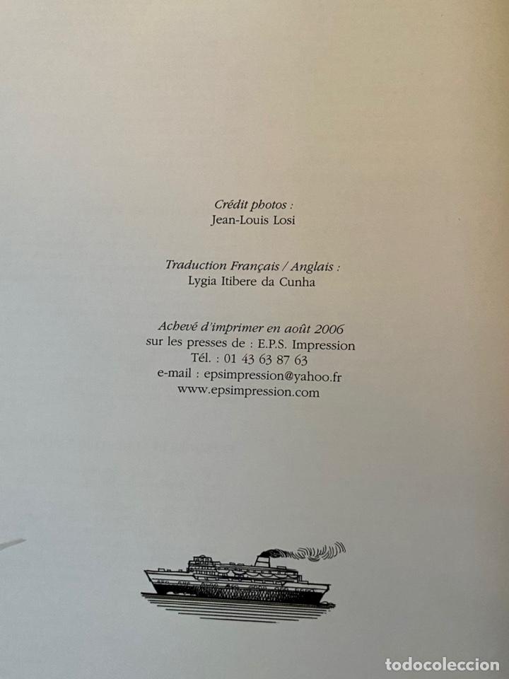 Libros: Lote 3 libros Juarez Machado/ Le Libertin, Venise, Croisières - Foto 14 - 238068125