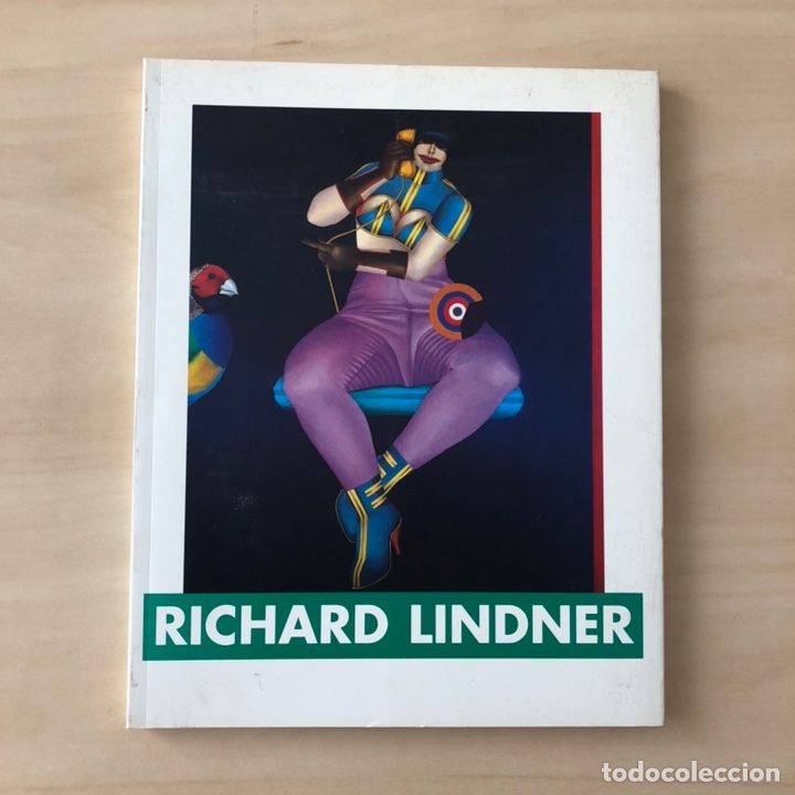 Libros: Richard Lindner - Foto 1 - 238418285