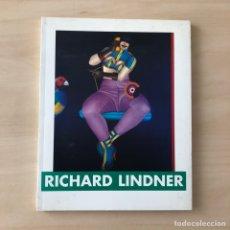 Libros: RICHARD LINDNER. Lote 238418285