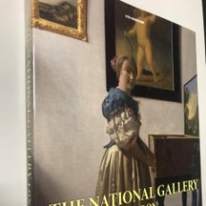 Libros: THE NATIONAL GALLERY, GRAN FORMATO. Lote 239373330