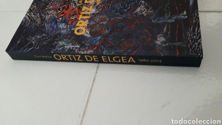 Libros: LIBRO CARMELO ORTÍZ DE ELGEA. 1980-2003 - Foto 2 - 240144700