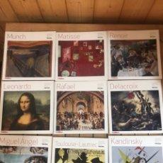 Libros: PÚBLICO - GRANDES MAESTROS DE LA PINTURA 22 ARTISTAS. Lote 240778655