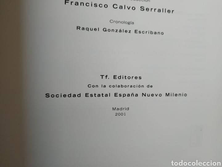 Libros: Las 100 mejores obras del siglo xx. Historia Visual de la pintura Francisco Calvo Serraller. - Foto 6 - 241166385