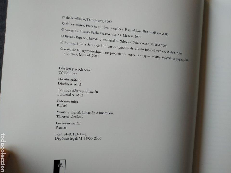 Libros: Las 100 mejores obras del siglo xx. Historia Visual de la pintura Francisco Calvo Serraller. - Foto 7 - 241166385